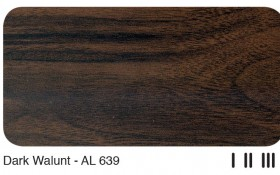 24Dark Walnut - AL 639