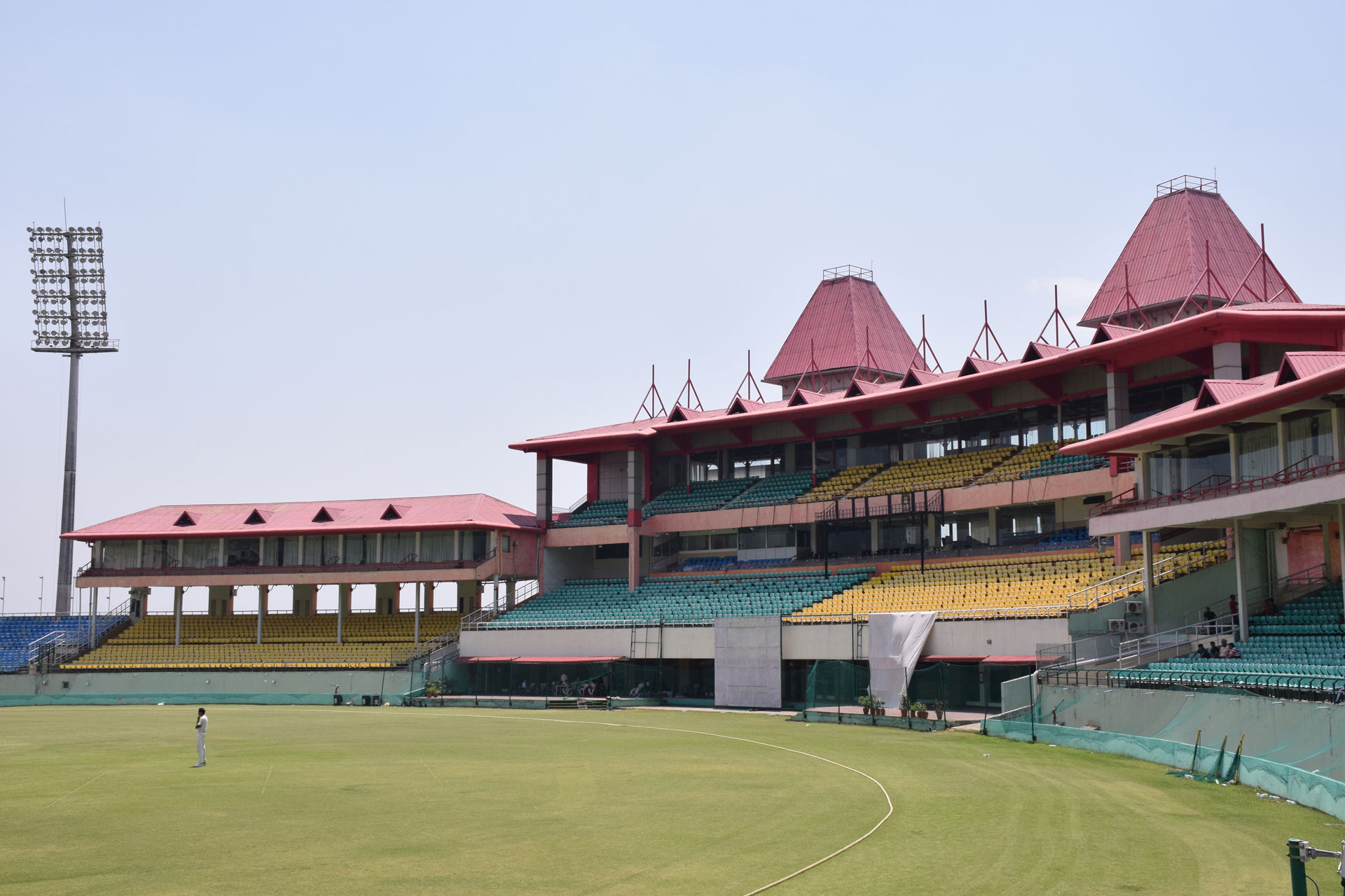 Dharmshala Stadium Himachal