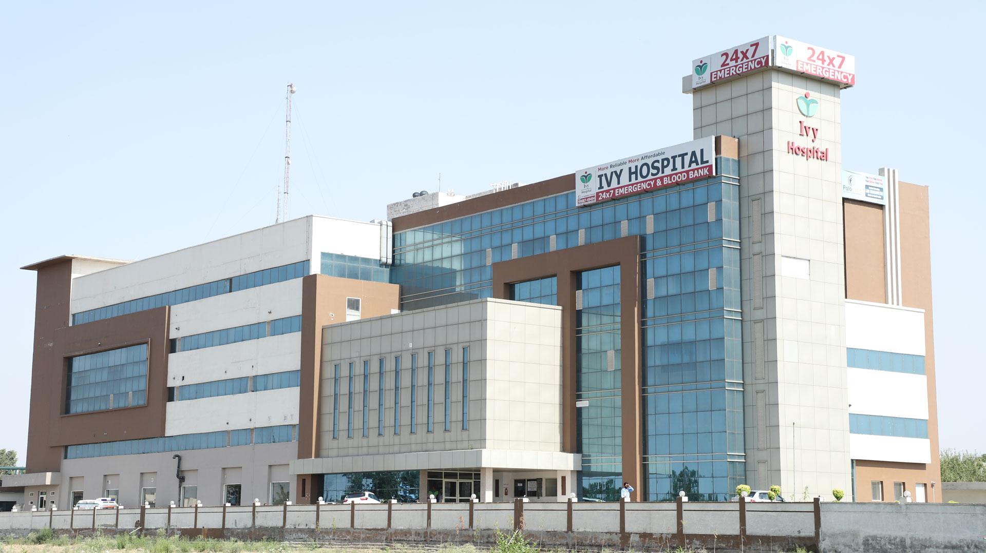 IVY Hospital Amritsar