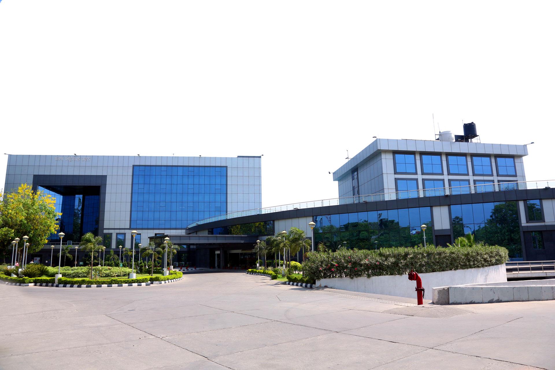 Punjab Municipal Bhawan