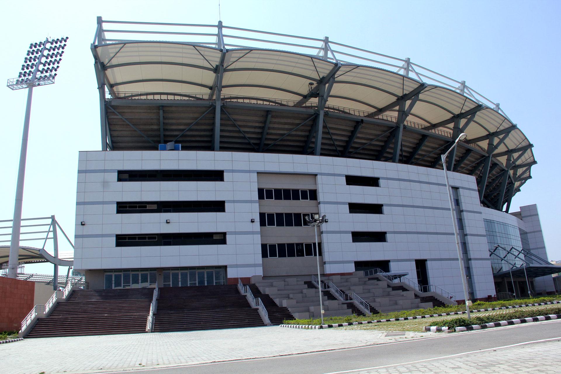 Rajiv Gandhi Stadium