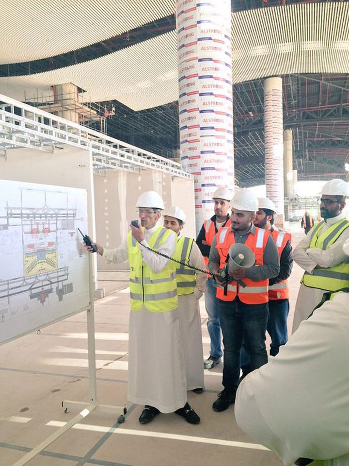 Riyadh Aiprort Terminal 5