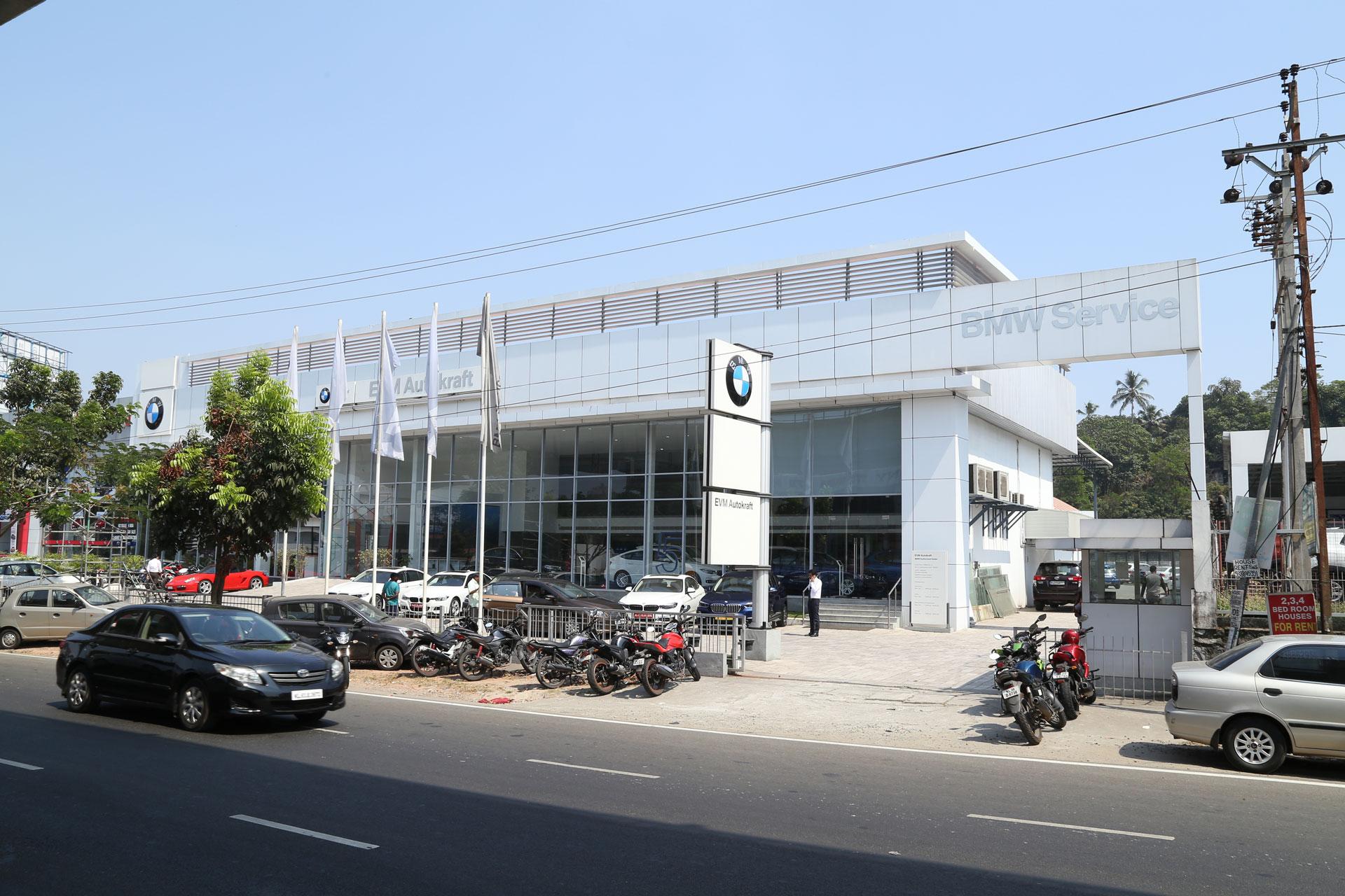 BMW Kerala