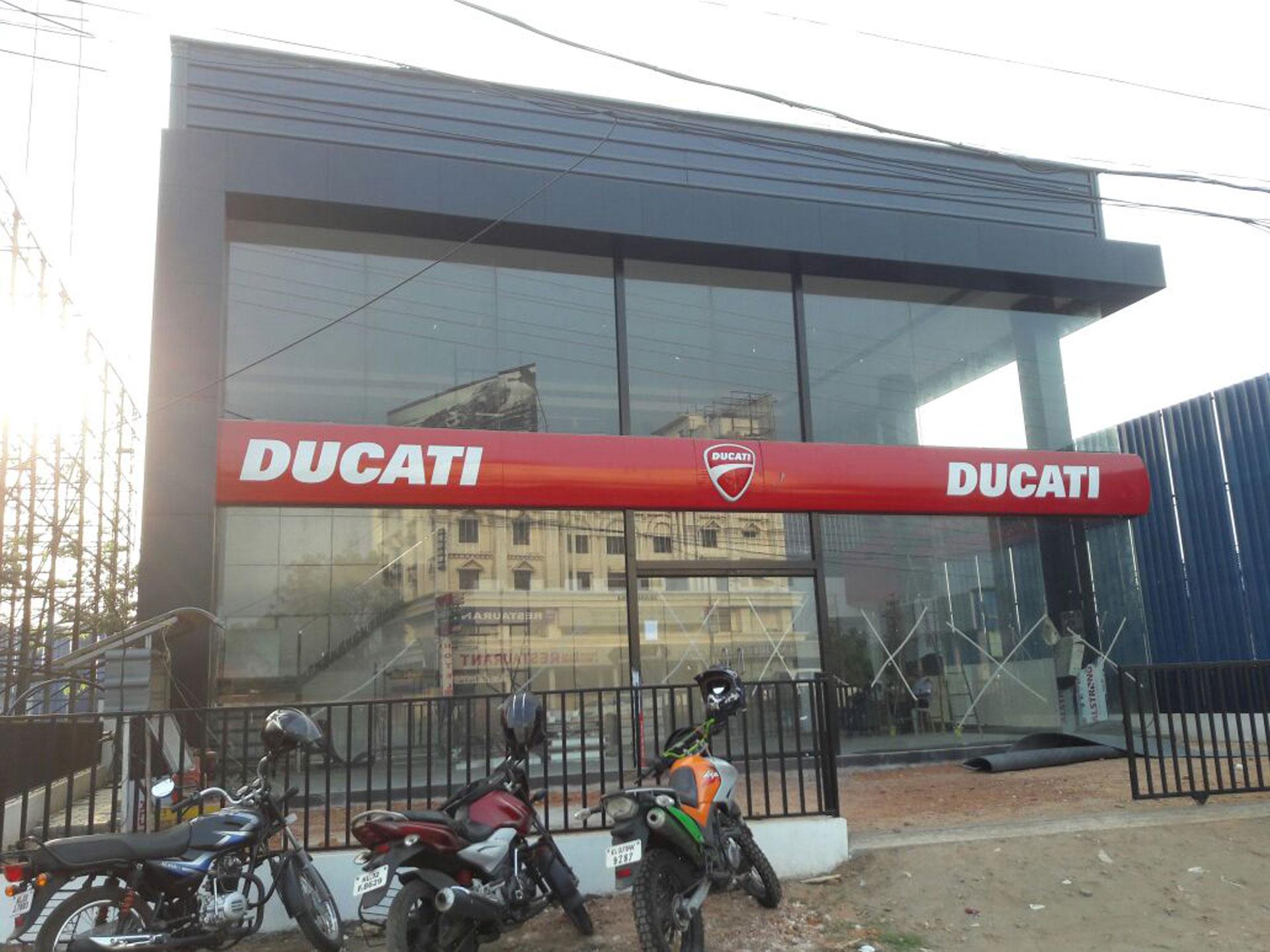 Ducati Kerala