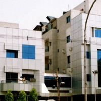 Kalra Hospital, Delhi, 10000 sq.ft
